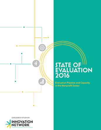 State of Evaluation 2016